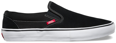 FOOTWEAR / VANS / SLIP-ON PRO - BLACK/WHITE/GUM