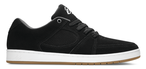 FOOTWEAR / éS / ACCEL SLIM - BLACK/WHITE
