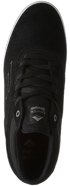 FOOTWEAR / EMERICA / WESTGATE MID VULC - BLACK/WHITE