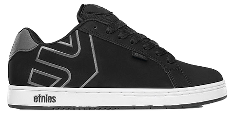 FOOTWEAR / ETNIES / FADER - BLACK/WHITE/GREY
