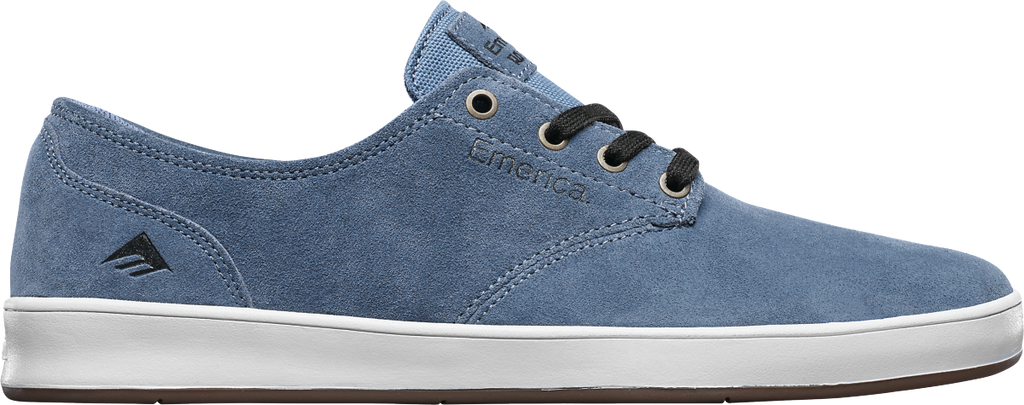 FOOTWEAR / EMERICA / THE ROMERO LACED - BLUE/WHITE/GUM