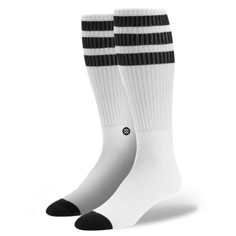 SOCKS / STANCE / BONELESS - WHITE