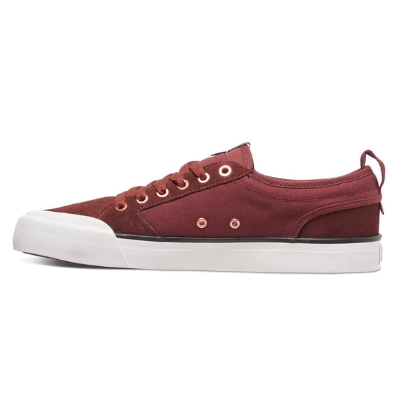 FOOTWEAR / DC / EVAN SMITH S - BURGUNDY