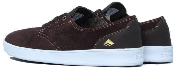 FOOTWEAR / EMERICA / THE ROMERO LACED - BROWN