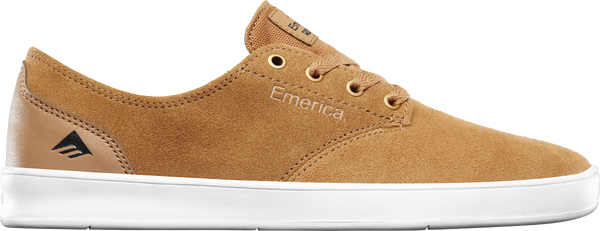 FOOTWEAR / EMERICA / THE ROMERO LACED - BROWN/BLACK/WHITE