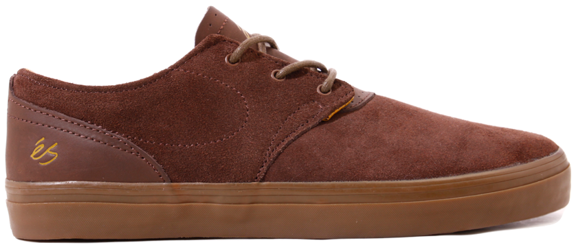 FOOTWEAR / éS / ACCENT - BROWN/GUM
