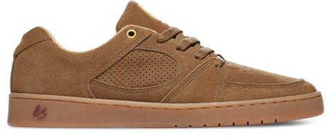 FOOTWEAR / éS / ACCEL SLIM - BROWN/GUM