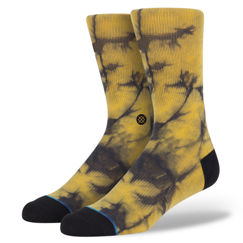 SOCKS / STANCE / BURNOUT - YELLOW