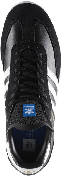 FOOTWEAR / adidas / SAMBA ADV - CORE BLACK/WHITE/BLUE