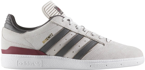 FOOTWEAR / adidas / BUSENITZ - GREY/CUSTOM/ BURGUNDY