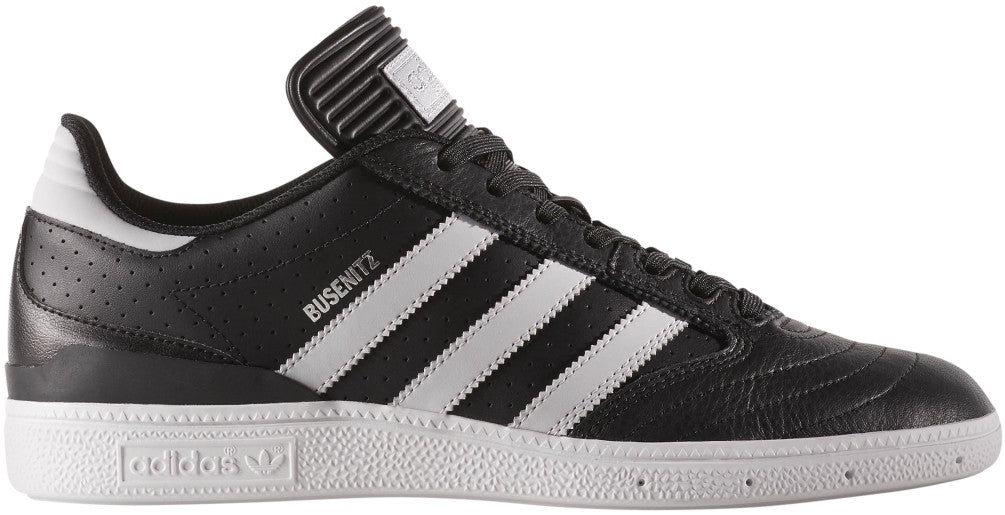 FOOTWEAR / adidas / BUSENITZ - BLACK/GREY/METALLIC SILVER