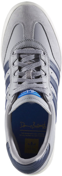 FOOTWEAR / adidas / BUSENITZ VULC SAMBA EDITION - LIGHT ONIX/COLLEGIATE NAVY/BLUEBIRD