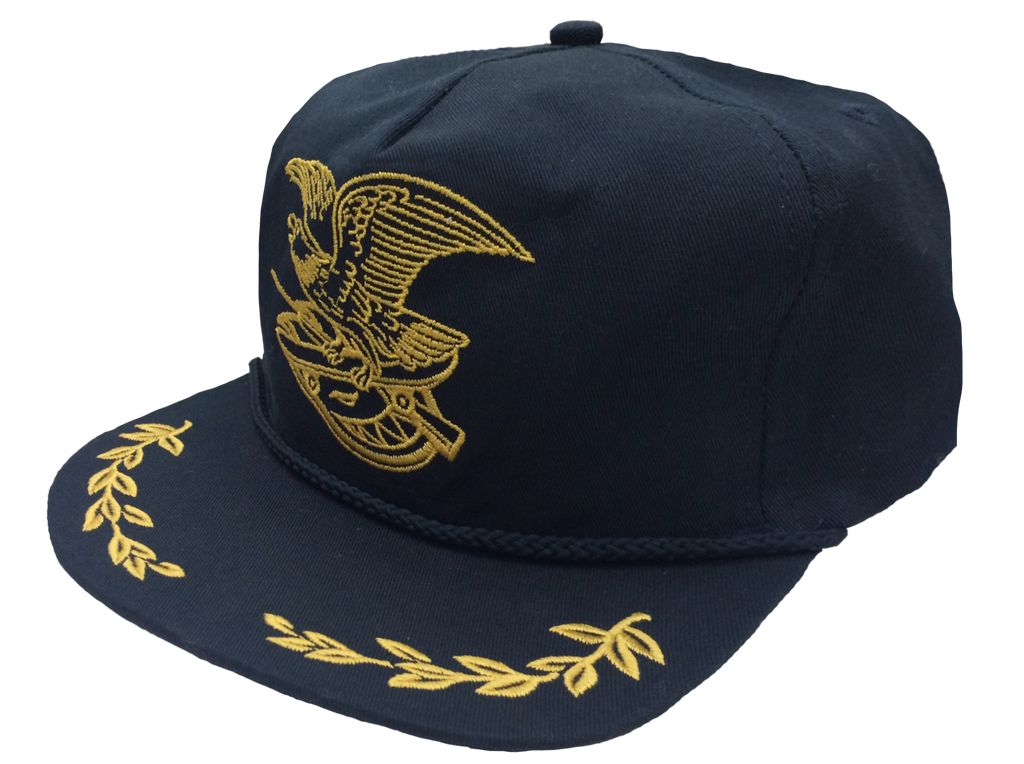 HATS / SPITFIRE / CARD MEMBER - NAVY/YELLOW