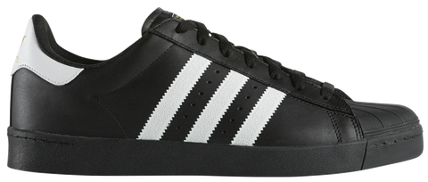 FOOTWEAR / adidas / SUPERSTAR VULC ADV - CORE BLACK/WHITE/CORE BLACK