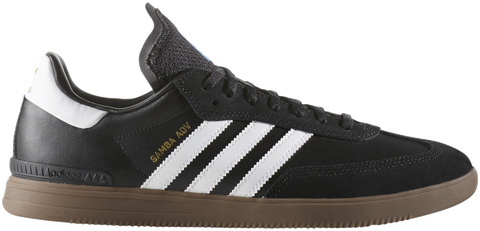 FOOTWEAR / adidas / SAMBA ADV - CORE BLACK/WHITE/GUM