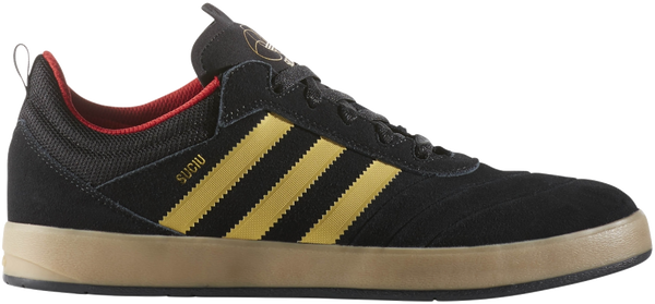 FOOTWEAR / adidas / SUCIU ADV - CORE BLACK/GOLD/GUM