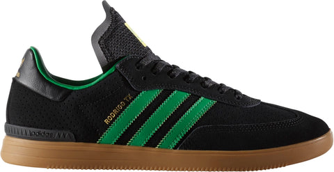 FOOTWEAR / adidas / SAMBA ADV - CORE BLACK/GREEN/GUM