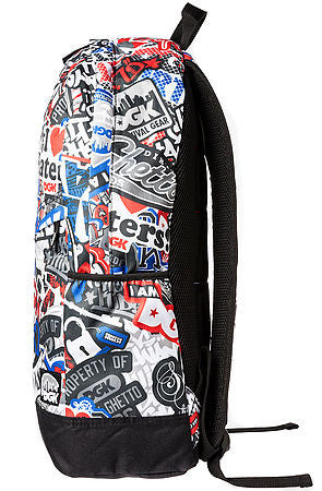 BACKPACKS / DGK / ANGLE DELUXE - COLLAGE