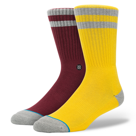 SOCKS / STANCE / COSBY - YELLOW