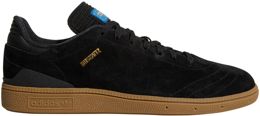 FOOTWEAR / adidas / BUSENITZ RX - BLACK/GUM 4/GOLD METALLIC