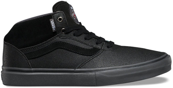 FOOTWEAR / VANS / GILBERT CROCKETT PRO MID - XTUFF BLACK/GREY