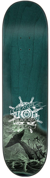 DECKS / CREATURE / BLACK ABYSS - CHRIS RUSSELL - 8.5""