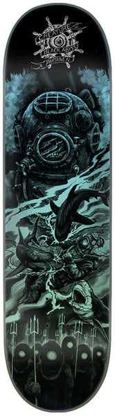 DECKS / CREATURE / BLACK ABYSS - AL PARTANEN - 8.3""