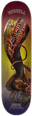 DECKS / CREATURE / MEGABEAST - CHRIS RUSSELL - 8.375""