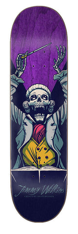 DECKS / CREATURE / CONDUCTOR - JIMMY WILKINS - 8.8""