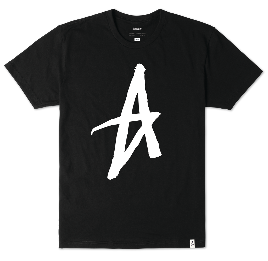 T-SHIRTS / ALTAMONT / DECADE ICON - BLACK