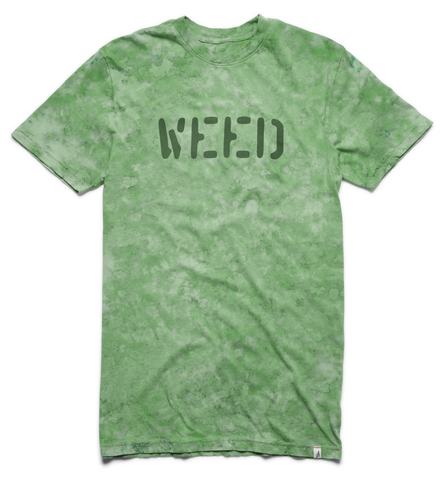 T-SHIRTS / ALTAMONT / DISPENSARY WASH - GREEN