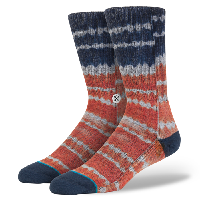 SOCKS / STANCE / DOUBLE DIP - GREY