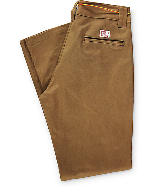 PANTS / EXPEDITION / DRIFTER CHINO - DARK KHAKI