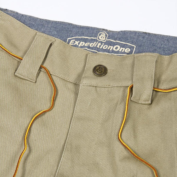 PANTS / EXPEDITION / DRIFTER CHINO - KHAKI