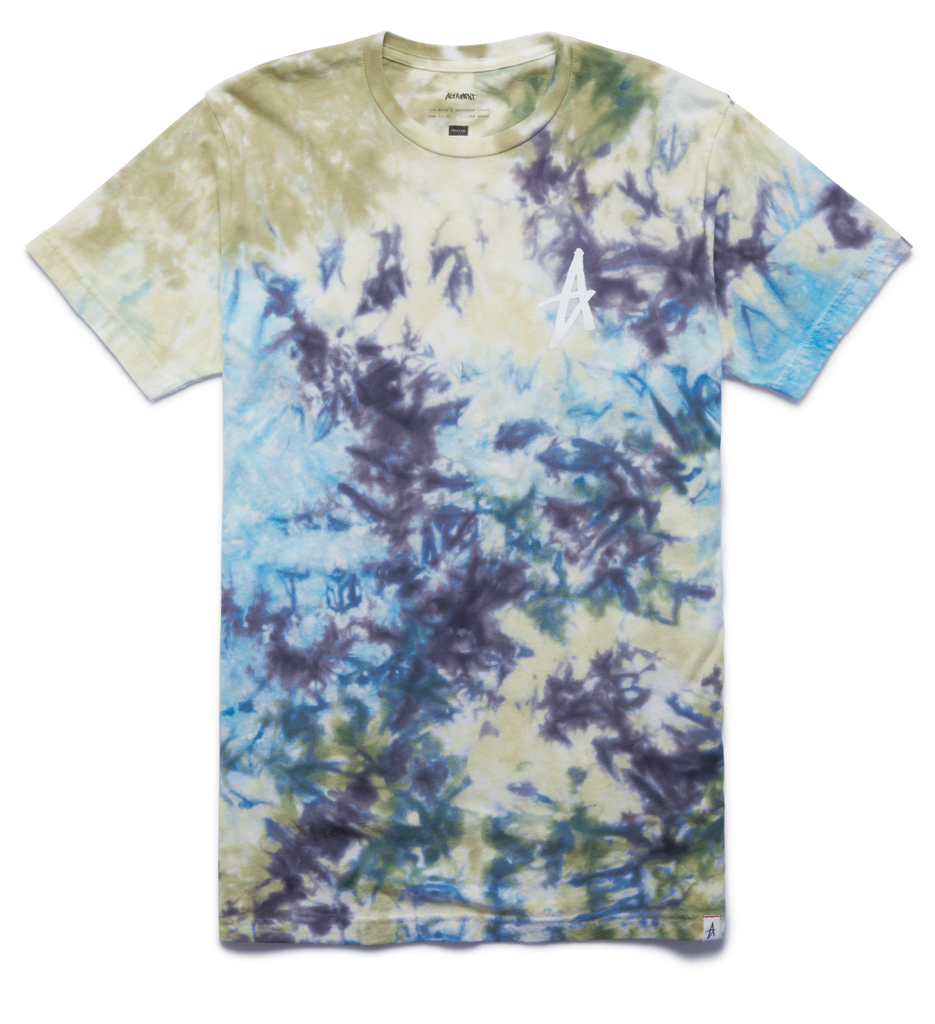 T-SHIRTS / ALTAMONT / ELECTRIC CLOUDS DECADE - YELLOW