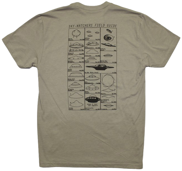 T-SHIRTS / THEORIES / FIELD GUIDE - BEIGE