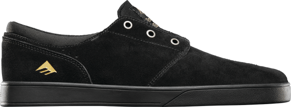 FOOTWEAR / EMERICA / THE FIGUEROA - BLACK/BLACK