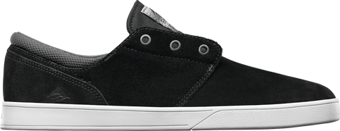 FOOTWEAR / EMERICA / THE FIGUEROA - BLACK/WHITE/WHITE