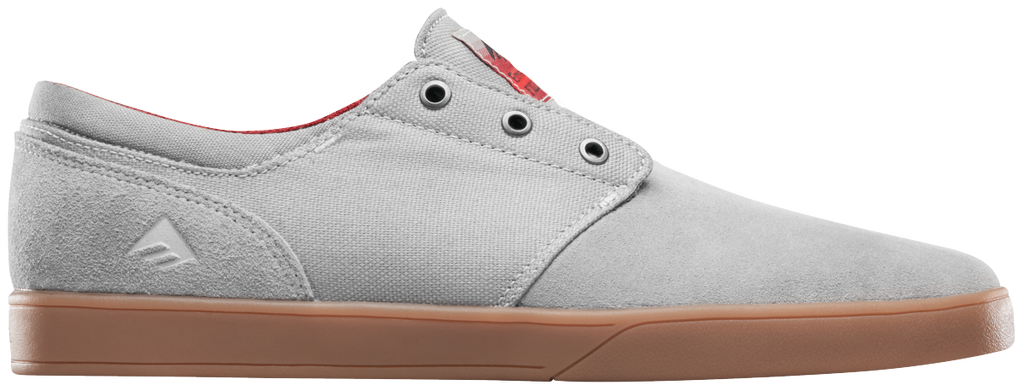 FOOTWEAR / EMERICA / THE FIGUEROA - GREY/GUM