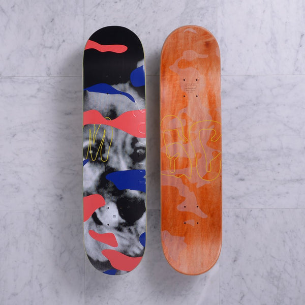 DECKS / QUASI / MAXDOG - GILBERT CROCKETT - 8.0""