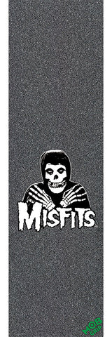 GRIPTAPE / MOB / MISFITS CROSSED HANDS - WHITE