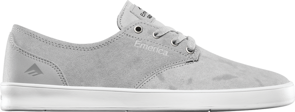 FOOTWEAR / EMERICA / THE ROMERO LACED - GREY/BLACK/WHITE