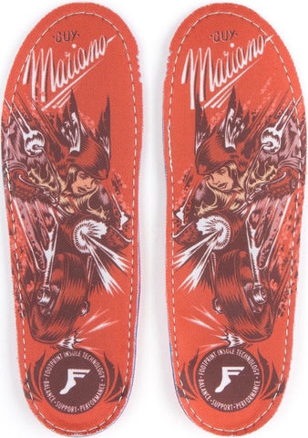 FOOTWEAR / FOOTPRINT / GAMECHANGERS CUSTOM ORTHOTICS - GUY MARIANO