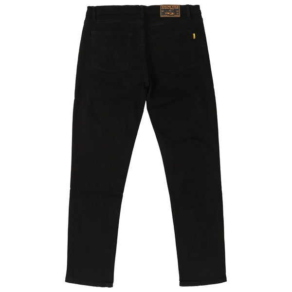 PANTS / VOLUME 4 / HOBO DENIM - BLACK
