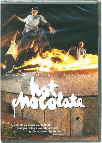 VIDEOS / CHOCOLATE / HOT CHOCOLATE (DVD)