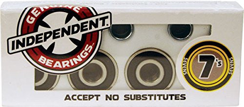 BEARINGS / INDEPENDENT / ABEC 7