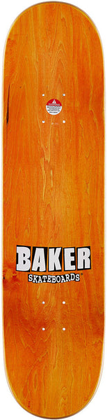"DECKS / BAKER / BRAND NAME - TERRY KENNEDY - PURPLE - 8.25"" (B ² SHAPE)"
