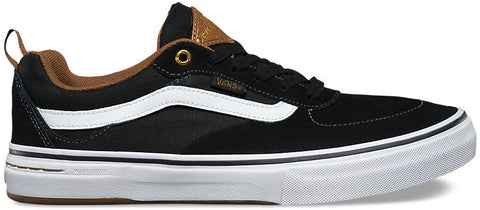 FOOTWEAR / VANS / KYLE WALKER PRO - BLACK/WHITE/GUM