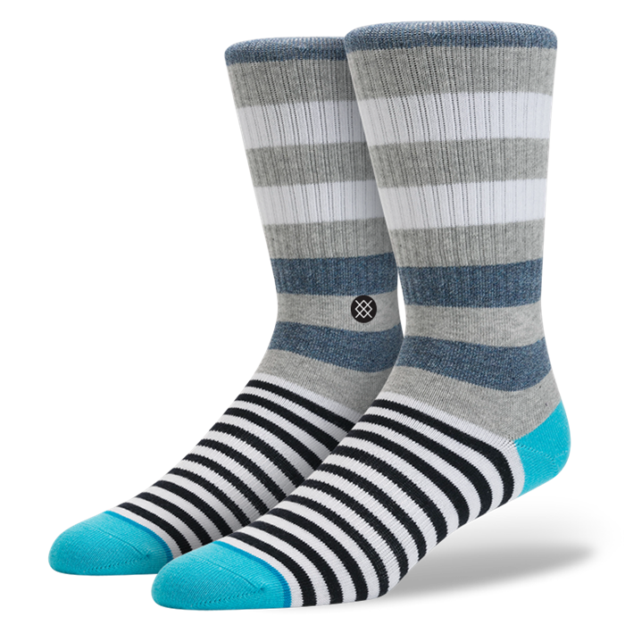 SOCKS / STANCE / LAUNCH - GREY