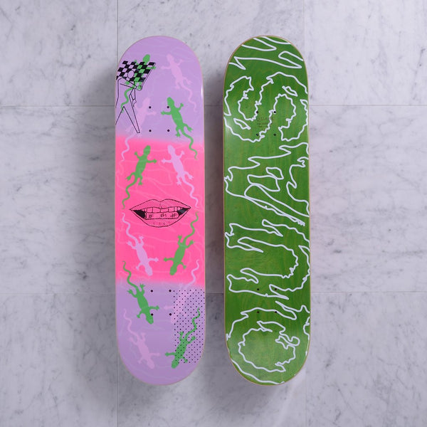 DECKS / QUASI / LOT LIZARD - TEAM - 8.0""
